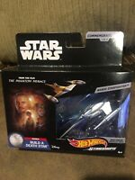 Hot Wheels Star Wars Naboo Starfighter Commemorative Series