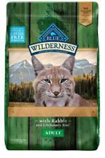 Blue Buffalo Wilderness Rocky Mountain Healthy Living Freedom Mature Cat READ