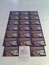 *****Skyhawk A-4 Bombs*****  Lot of 21 cards