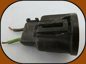 1974-1979 Lincoln Continental Front Cornering Parking Turn Signal PIGTAIL END