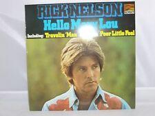 Ricky Nelson  – Hello Mary Lou                        Sunset Records – DA 5026