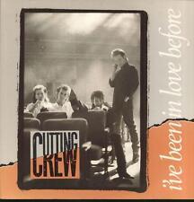 """Cutting Crew(12"""" Vinyl P/S)I've Been In Love Before-Siren-SRN 29 12-UK-Ex/VG+"""