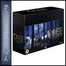 ONCE UPON A TIME - COMPLETE SERIES SEASONS 1 2 3 4 5 6 & 7 *BRAND NEW DVD BOXSET