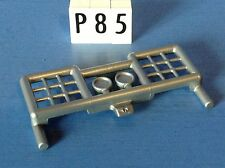 (P85) playmobil piéce vehicule pare buffle 4x4