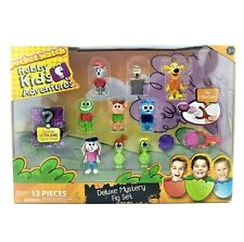 Hobby Kids Toys Adventures Deluxe Mystery Fig Set 13 Pieces