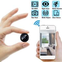 Mini Spy Hidden IP Camera WiFi HD 1080P Home Security DVR Cam Motion Detection G