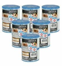 12 Cartouches de Filtration Intex pour filtre Spa Piscine - Intex TYPE S1