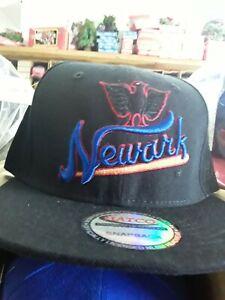 NEWARK EAGLES Negro league snapback