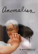 ANOMALISA DVD (2016) - BRAND NEW, FACTORY SEALED OFFICIAL RELEASE! FREE SHIPPING