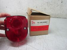Superior Tail Lamp Assembly 6V R-1691 Dixie Int.