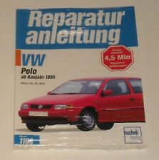 Repair Manual VW Polo 6N As 45/60/75 Ps Gasoline from Year 1995