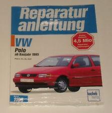 Reparaturanleitung VW Polo 6N als 45 / 60 / 75 PS Benziner ab Baujahr 1995