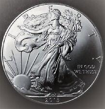 2013 1 oz. Silver American Eagle BU .999 fine Coin US $1.00 Dollar Uncirculated