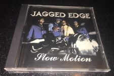 Jagged Edge Slow Motion Rare OOP Promo CD 1998 Instrumental Remix So So Def