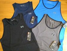 4ba6baf2 Under armour Sleeveless T-Shirts for Men | eBay