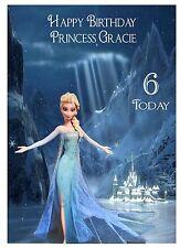 Fairy Tales Theme Greeting Card