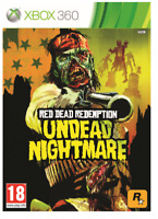 Xbox 360 -  Red Dead Redemption Undead Nightmare **New & Sealed** UK Stock
