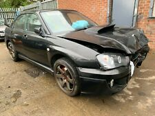 SUBARU IMPREZA WRX 2004 EJ205 2.0 PETROL BREAKING SPARE PARTS ONLY REF 153