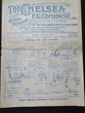 1926/7 - Chelsea v Wolverhampton Wanderers