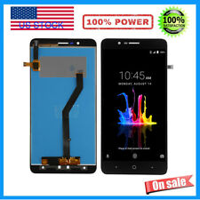 Replacement For ZTE Blade Z Max Z982 LCD Touch Screen Digitizer Assembly Black