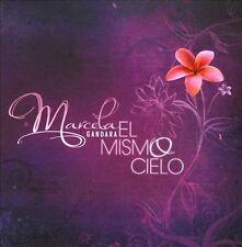 El Mismo Cielo Cd Marcela Gandara Musica Cristiana NEW