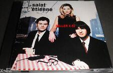 ST ETIENNE cd TIGER BAY hug my soul LIKE A MOTORWAY boy scouts of america saint