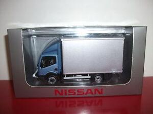 Nissan Cabstar porteur caisse