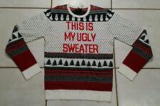 NWT AEROPOSTALE Ugly Christmas Sweater  Men's Medium