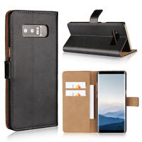 Case For Sony Xperia Magnetic Flip Leather Wallet Stand Phone Cover