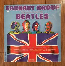 carnaby group beatles LP