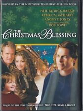 The Christmas Blessing Neil Patrick Harris, Rebecca Gayheat ~New Sealed Dvd