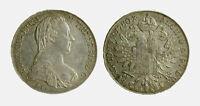 s277_1)  VENEZIA  - TALLERO DI CONVENZIONE 1780 TIPO AUSTRIA MARIATERESA