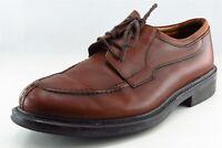 Boemos Derby Oxfords Brown Leather Men Shoes Size 10.5 Medium (D, M)