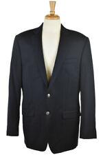 Michael Kors Men Coats & Jackets Blazers 42 Blue Wool