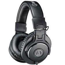 Audio Technica ATH-M30x Professional Studio Monitor Headphones Black