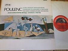 ASD 2296 Poulenc Le Bal Masque etc. / Benoit / Pretre S/C