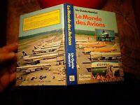 Petit Guide Hamlyn LE MONDE DES AVIONS / Aviation Compagnie Aerienne Helicoptère