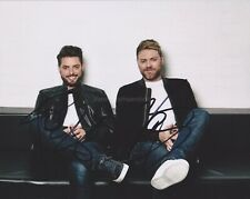 Boyzlife Brian McFadden Keith Duffy HAND Signed 8x10 Photo Autograph Westlife