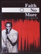 FAITH NO MORE LIVE IN GERMANY 2009 DVD - NEW SEALED BRAZIL MEGA RARE