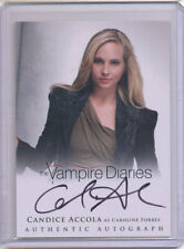 The Vampire Diaries Season 2 Autograph - Candice Accola as Caroline Forbes Auto
