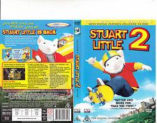 Stuart Little:2-2002-Geena Davis-Movie-DVD