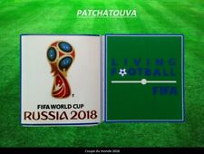 Coupe du Monde 2018 Russie Patch Badge + patch Living Football FIFA France
