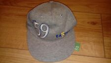 New Boys United Colors Of Benetton Grey Baseball Cap Age 10/12 Years