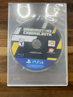 Digimon Story: Cyber Sleuth & Hacker's Memory Lot Complete PS4 PlayStation 4