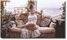 To Search Within by Steve Hanks Limited Edition Fine Art Giclee Print on Paper