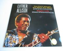 """Luther Allison You Can't Always Get What You Want/ Night Life Vinyl 7"""" 45RPM NEW"""