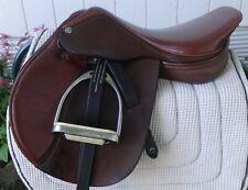"DOVER CIRCUIT English/Jump Show Saddle - 15"" Seat Size - BEAUTIFUL!"