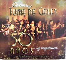 LA TUNA DE CAYEY - 50 ANIVERSARIO Y SEGUIMOS - CD ( EN VIVO)