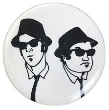 VINTAGE BLUES BROTHERS BAND 1978 BUTTON