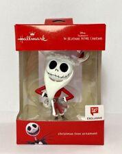 Disney Nightmare Before Christmas Walgreens Santa Jack Tree Ornament Exclusive